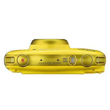 Acheter Nikon Coolpix W100 Jaune + Sac à dos