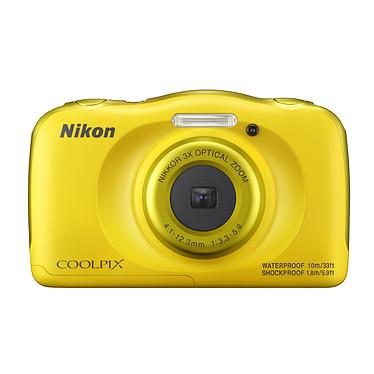 Avis Nikon Coolpix W100 Jaune + Sac à dos