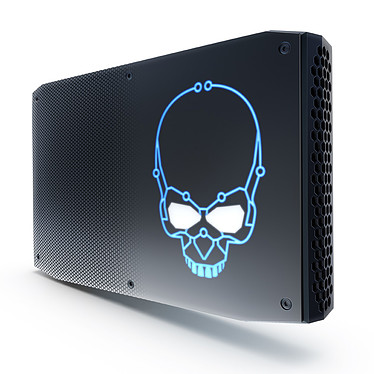 Intel NUC NUC8i7HNKQC Intel Core i7-8705G 16 Go SSD 512 Go AMD Radeon RX Vega M GL Graphics Wi-Fi AC / Bluetooth 4.2 Wi-Fi AC / Bluetooth 4.2 Windows 10 Professionnel 64 bits