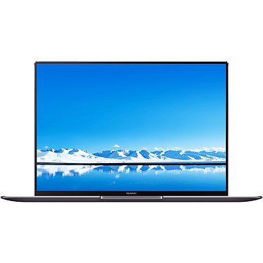 "Huawei MateBook X Pro - Gris (53010DBJ) Intel Core i5-8250U 8 Go SSD 256 Go 13.9"" LED Tactile NVIDIA GeForce MX150 Wi-Fi AC/Bluetooth Webcam Windows 10 Famille 64 bits"