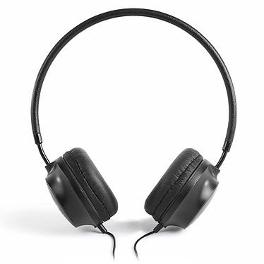 Livoo TES203 Noir Casque supra-auriculaire