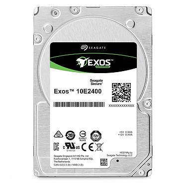"Seagate Exos 10E2400 300 Go Disque dur serveur 2.5"" 300 Go 10000 RPM 128Mo SAS 3.0 12Gb/s (bulk)"