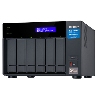 Avis QNAP TVS-672XT-I3-8G