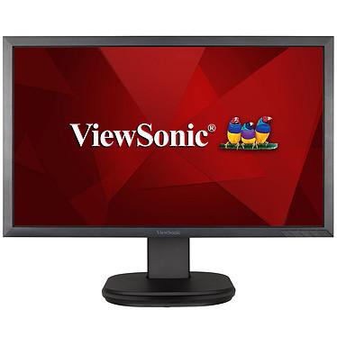 "ViewSonic 23.6"" LED - VG2439smh-2 1920 x 1080 pixels - 5 ms (gris à gris) - Format large 16/9 - Dalle VA - DisplayPort - HDMI - VGA - Hub USB - Noir"