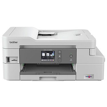Brother DCP-J1100DW Imprimante Multifonction jet d'encre 3-en-1 - All In Box (USB 2.0 / Wi-Fi / AirPrint / Google Cloud Print)