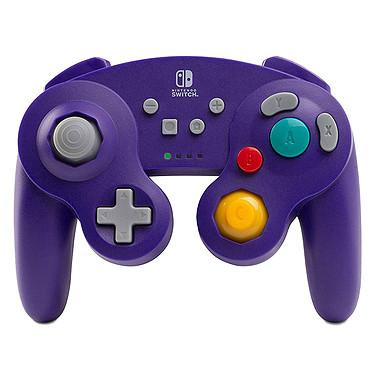 PowerA Nintendo Switch GameCube Wireless Controller Violet Manette sans fil GameCube pour Nintendo Switch