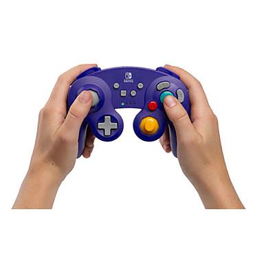 PowerA Nintendo Switch GameCube Wireless Controller Violet pas cher