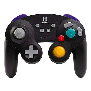 PowerA Nintendo Switch GameCube Wireless Controller Noir  Manette sans fil GameCube pour Nintendo Switch