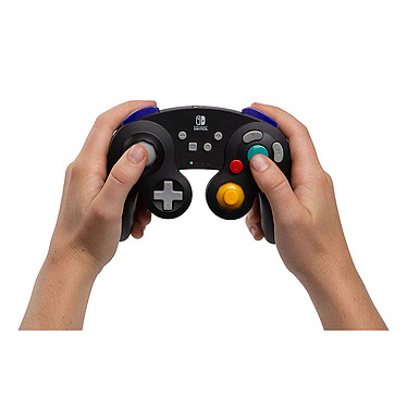 PowerA Nintendo Switch GameCube Wireless Controller Noir  pas cher