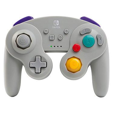 PowerA Nintendo Switch GameCube Wireless Controller Gris   Manette sans fil GameCube pour Nintendo Switch