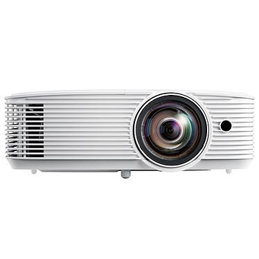 Optoma W318STe Vidéoprojecteur DLP WXGA 3D Ready - 3800 Lumens - Focale courte - HDMI/MHL - Ethernet - Haut-parleur 10W