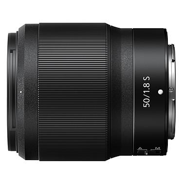 Nikon NIKKOR Z 50mm f/1.8 S Objectif standard plein format focale fixe 50mm f/1.8 monture Z