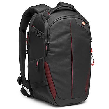 """Manfrotto Pro Light Redbee 110 Sac à dos professionnel pour appareil photo hybride, objectifs, accessoires avec compartiment PC 13"""""""