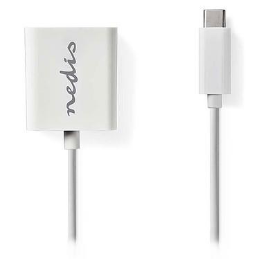 Nedis Adaptateur USB-C / HDMI (M/F) Câble adaptateur USB-C vers HDMI (Mâle/Femelle)