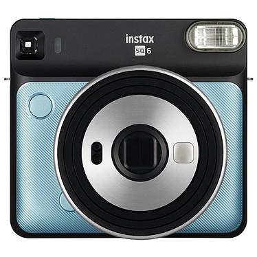 Fujifilm instax Square SQ6 Bleu Appareil photo instantané avec mode selfie, macro, paysage, flash et retardateur
