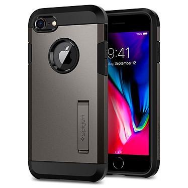 Spigen Case Tough Armor 2 Gun Metal iPhone 8 Coque de protection pour Apple iPhone 8