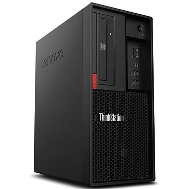 Lenovo ThinkStation P330 (30C5003CFR) Intel Core i7-8700 16 Go SSD 512 Go Graveur DVD Windows 10 Professionel 64 bits