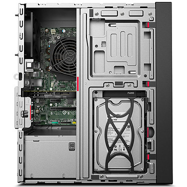 Lenovo ThinkStation P330 (30C50035FR) pas cher