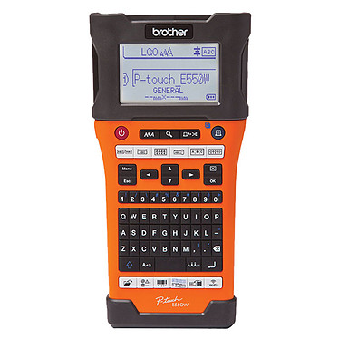 Avis Brother P-Touch PT-E550WSP