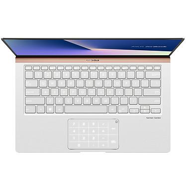 Avis ASUS Zenbook 14 UX433FAC-A5183R Argent