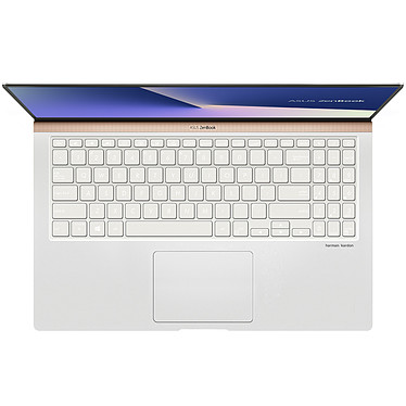 Avis ASUS Zenbook 15 UX533FN-A8034R Argent