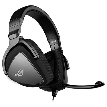 ASUS ROG Delta Core Casque-micro pour gamer (compatible PC / Mac / PS4 / Nintendo Switch / Xbox One / Tablettes / Smartphones)