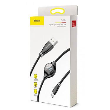 Comprar Baseus Big Eye Digital Lightning Cable Negro - 1.2 m