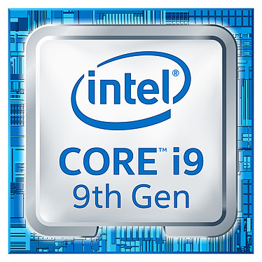 Intel Core i9-9900K (3.6 GHz / 5.0 GHz) (Bulk) Processeur 8-Core Socket 1151 Cache L3 16 Mo Intel UHD Graphics 630 0.014 micron (version bulk sans ventilateur - garantie 1 an)