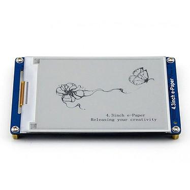 """Waveshare Ecran 4.3"""" e-Paper Ecran 4.3"""" e-Paper pour Raspberry"""