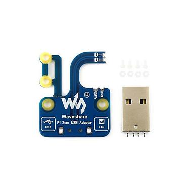Waveshare Pi Zero USB Adapter Adaptateur USB pour Raspberry Pi Zero