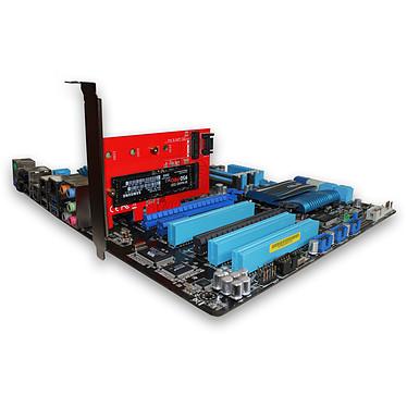 Acheter i-tec PCI-E 2x M.2 Card (PCE2M2)