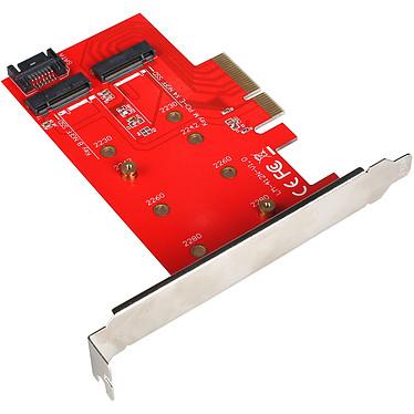 Avis i-tec PCI-E 2x M.2 Card (PCE2M2)
