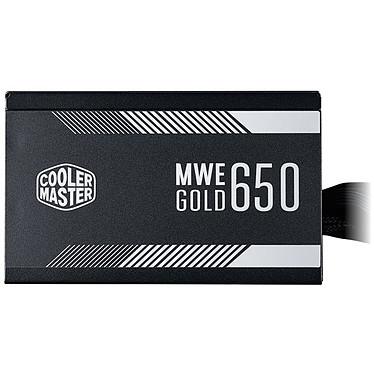 Avis Cooler Master MWE Gold 650