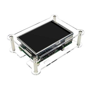 "Écran LCD 3.5"" tactile + boitier"