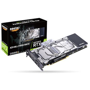 INNO3D GeForce RTX 2080 iCHILL FROSTBITE 8 Go GDDR6 - HDMI/Tri DisplayPort/USB Type-C - PCI Express (NVIDIA GeForce RTX 2080)