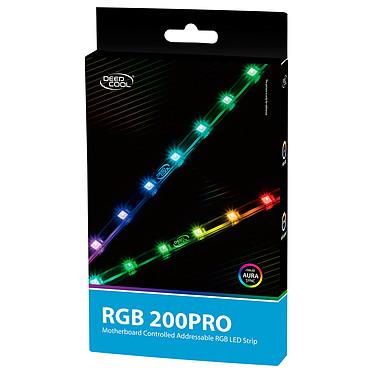 Avis Deepcool RGB 200 Pro