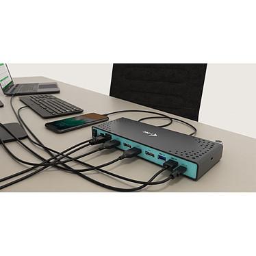 Acheter i-tec USB 3.0 / USB-C Dual Display Docking Station + Power Adapter 100W