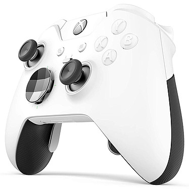 Microsoft Xbox One Elite Wireless Controller Blanco Controlador inalámbrico de alta calidad para Xbox One y consolas de PC