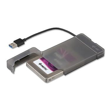 """Avis i-tec MySafe USB 3.0 Easy 2.5"""" External Case Noir"""