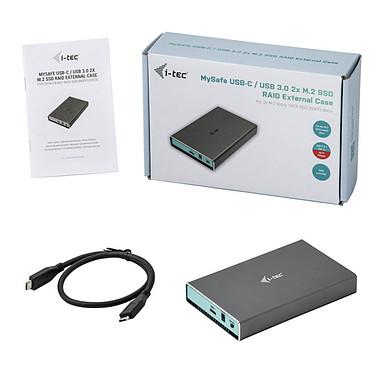 Acheter i-tec MySafe USB-C / USB-A