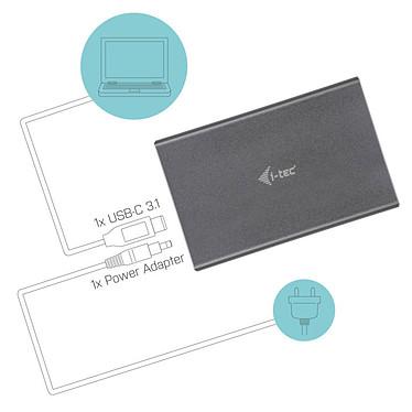 Avis i-tec MySafe USB-C / USB-A