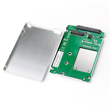 Avis i-tec MySafe SATA M.2 Drive Metal External case 6 Gbps