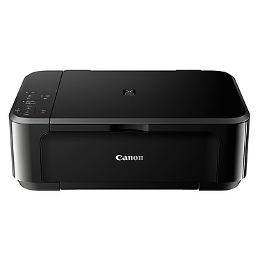 Canon PIXMA MG3650S Noir Imprimante Multifonction jet d'encre couleur 3-en-1 (USB / Cloud / Wi-Fi / AirPrint / Google Cloud Print)