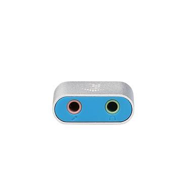 Avis i-tec USB Metal Mini Audio Adapter