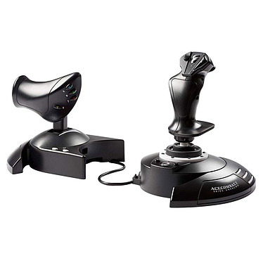 Thrustmaster T.Flight Hotas One Ace Combat 7 Edition Joystick avec manette des gaz détachable (PC / Xbox One)