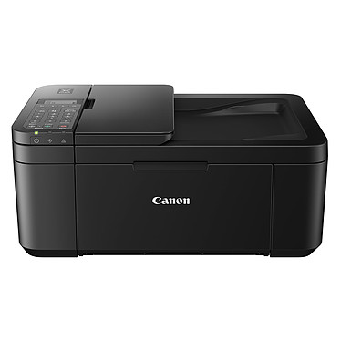 Canon PIXMA TR4550 Noir Imprimante Multifonction jet d'encre couleur 4-en-1 (USB / Cloud / Wi-Fi / AirPrint / Google Cloud Print / Mopria / Alexa)