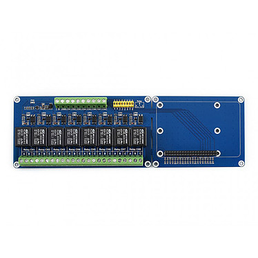 Comprar Waveshare 8-ch Relay Expansion Board