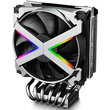 DeepCool Gamer Storm Fryzen Ventilateur processeur avec ventilateur 120 mm à LED RGB pour AMD TR4/AM4/AM3+/AM3/AM2+/AM2/FM2+/FM2/FM1