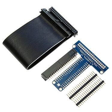 Adafruit Pi Cobbler Plus Placa de ampliación para frambuesa Pi 2 y B+ con 40 pines para placas base ultracompactas