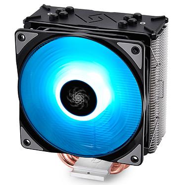 DeepCool GAMMAXX GTE RGB Ventilateur processeur avec ventilateur 120 mm à LED RGB pour Intel et AMD